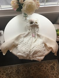 Baby Halloween costume - owl Falls Church, 22042