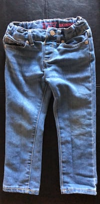 Toddler Blue denim straight cut jeans Fredericksburg, 22408