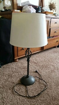 black and white table lamp Des Moines, 50312