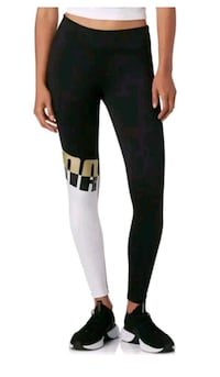 New Women's Puma Tights Sizes S & M Pikesville
