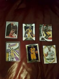 Basketball card lot Sebastopol, 95472