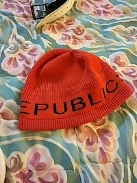 red republic beanie