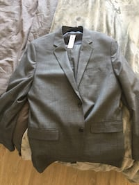Men's suit charcoal grey Vancouver, V6G 1N9