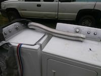 white and black front-load clothes washer Nashville, 37013