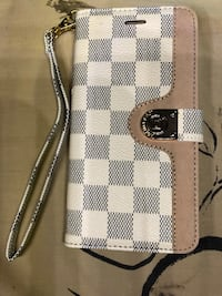 New iPhone case wallet 7 plus or 8 plus  Rockville, 20852