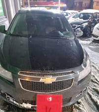 2012 Chevrolet Cruze- Loaded- back up, roof, etc  Toronto