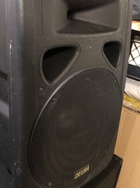 Deura SBA-15 15 1500 Watt Professional Powered DJ / PA Speaker Upper Darby, 19082