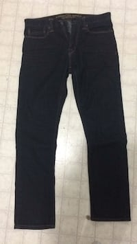 black and gray denim jeans Wallaceburg, N8A 4P4
