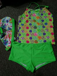 3pc girls bathing suit Mobile, 36695