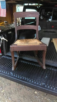 1940s John A Rabb antique childs rocking chair Farmington, 87401