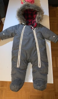 Baby winter jacket Toronto, M9R 1S1