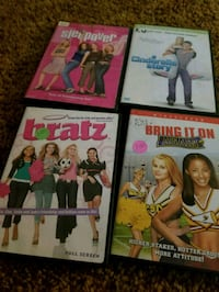 Movies 3.00 each Poseyville, 47633