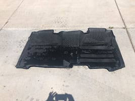 2016 Silverado 1500 rear floor mat