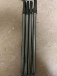 Andrew adjustable push rods for 96 1200 sportser  356 mi