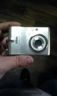 gray nikon coolpix point and shoot camera Goodlettsville