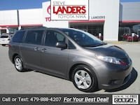 2015 Toyota Sienna LE Rogers, 72758