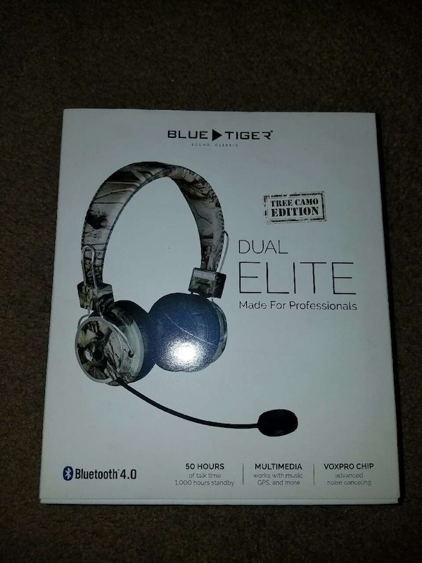 4713e7461e2 Used Blue tiger hands free headset for sale in Glendale - letgo