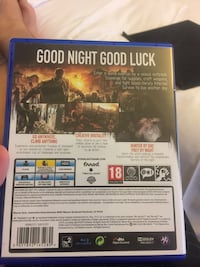 Игра Dying Light PS4 Moscow, 121248