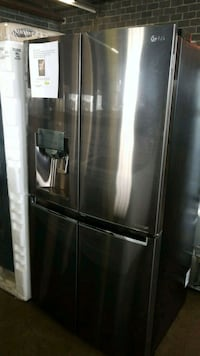 stainless steel french door refrigerator New Haven