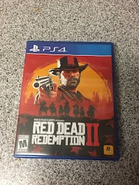 Red Dead Redemption II (LIKE NEW / PS4)