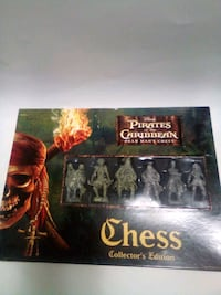 Pirates of the Caribbean collector's chess game Wilmington, 19801