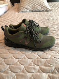 New balance Fuelcore Nitrel Trail running shoes. 11.5 men's. Worn once. Too large for me   Bristow, 20136