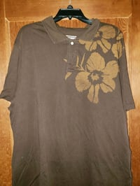 Old Navy mens brown polo  Dundalk, 21222