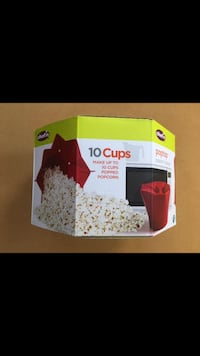 Popcorn Popper for Microwave Aurora, L4G 6R4