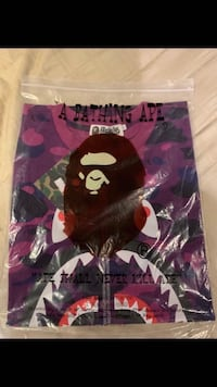 *REAL* Bape T-Shirt Burlington, L7S 1E2