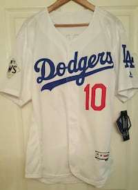 New Large Dodgers Turner World Series Jersey  California, 91423