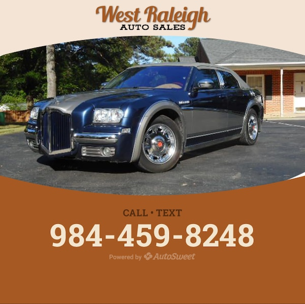 Used 2005 Chrysler 300-Series 300 Touring For Sale In