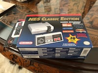 Nintendo Classic + wireless remote. Silver Spring, 20906