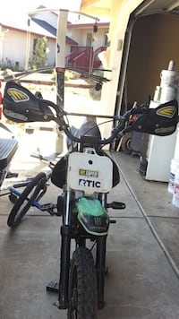 Lifan 110cc pit-bike lots of upgrades!! Smartsville, 95977