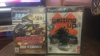 two Sony PS3 game cases West Milford, 07480