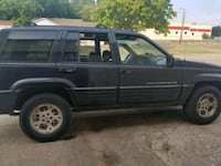 1998 Jeep Grand Cherokee Limited Edition  Waco, 76711