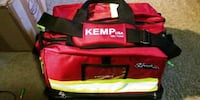 red and black Kemp ems bag District Heights, 20747