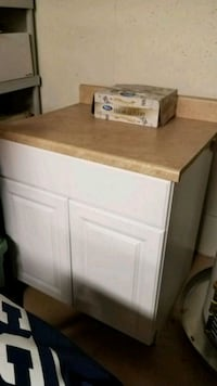 30 inch kitchen cabinet with counter top