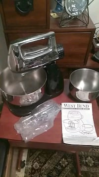 West end 12 speed electric stand mixer Cleveland, 44111