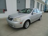 2004 Chevrolet Optra LS AUTOMATIC AIR MOONROOF ALLOYS ONLY 130,000KM! NEW WESTMINSTER, V3M 0G6