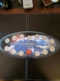 Canadian collector coins  Toronto, M5J