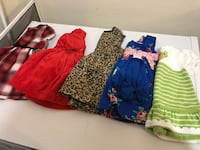 5 good used condition dresses Winnipeg, R2M 1S3