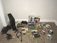Xbox360 (everything included)