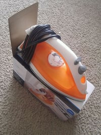 orange and gray canister vacuum cleaner Houston, 77063