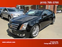 2011 Cadillac CTS for sale Owings Mills