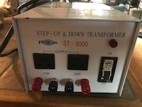 Philmore ST-3000 Step up or down transformer