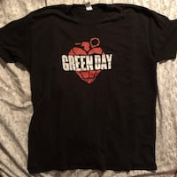 Green Day tee Front Royal, 22630