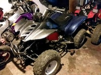 blue and white Yamaha ATV Hagerstown, 21740