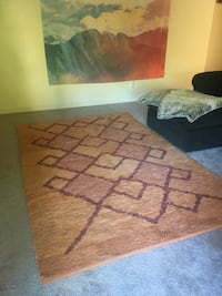 Bright and Clean Wool Rug Seattle, 98107