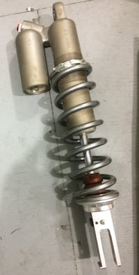 Honda crf250x shock absorber Mint! 3740 km