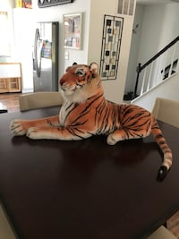 Stuffed tiger - great for young children